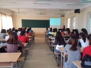 Khoa Kinh tế triển khai kế hoạch thực tập tại Doanh nghiệp  cho sinh viên ngành Quản lý Khóa 1