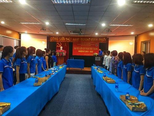 Đại hội Đại biểu Liên Chi Đoàn Khoa Thời Trang nhiệm kỳ 2019 - 2022