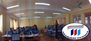 Kỹ năng mềm cho sinh viên đại học ngành CNM Khóa 4  Trường Đại học Công nghiệp Dệt May
