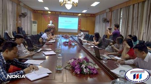 Tổng kết công tác khảo thí năm học 2018 – 2019, triển khai kế hoạch tổ chức thi năm học 2019 – 2020