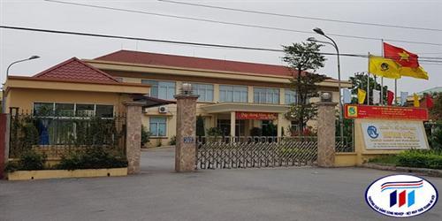 Sinh viên ngành Merchandise đi thực tế nghề nghiệp tại Công ty Cổ phần May Hưng Việt
