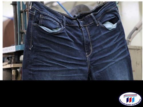 Công nghệ làm vải denim tiên tiến giúp giảm lượng nước sử dụng tới 92% và giảm 30% lượng năng lượng tiêu thụ