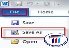 Cách chuyển đổi định dạng Word sang PDF và ngược lại