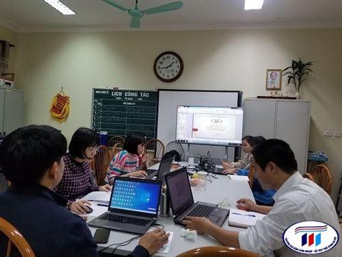 Hội đồng khoa học Khoa Kinh tế tổ chức nghiệm thu đề tài Nghiên cứu khoa học sinh viên năm học 2019-2020