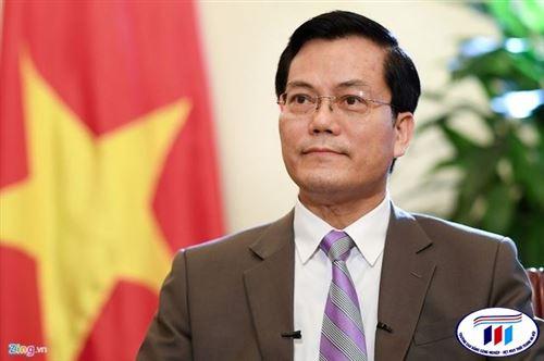 Đại sứ Việt Nam tại Mỹ lên tiếng về thông tin hàng dệt may gặp khó