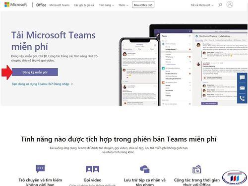 Hướng dẫn sử dụng Microsoft Teams để dạy học hoặc tổ chức họp trực tuyến