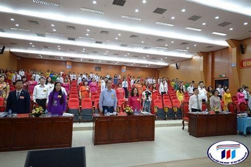 Đại hội Đảng bộ Trường Đại học Công nghiệp Dệt May Hà Nội lần thứ XV, nhiệm kỳ 2020-2025