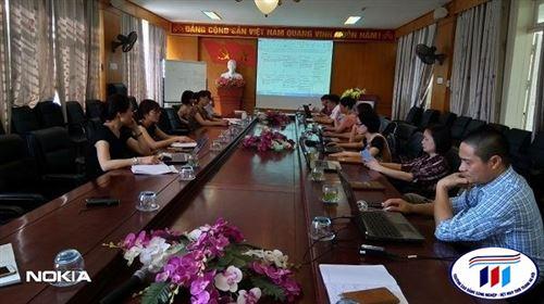 Triển khai công tác tổ chức thi học kỳ 2, năm học 2019 - 2020 tại trường Đại học Công nghiệp Dệt May Hà Nội
