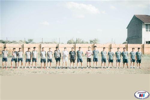 Chung kết giải bóng đá nam HTU League 2020