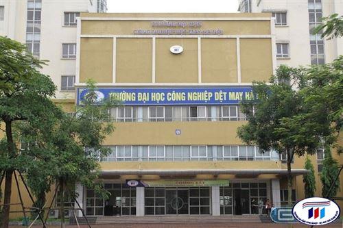 Học Trường Đại học Công nghiệp Dệt May Hà Nội, sinh viên có cơ hội việc làm tốt