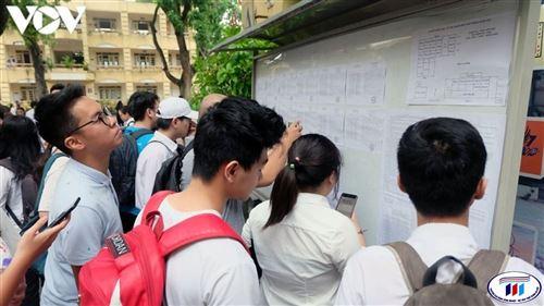 Xét tuyển 2020: Cánh cửa hẹp cho thí sinh xét tuyển bổ sung vào trường top đầu