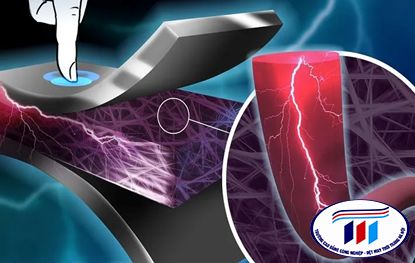 Các nhà nghiên cứu khoa học của trường Đại học Bath đã tạo ra sợi nylon có khả năng phát điện