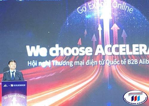 Hội nghị Thương mại điện tử Quốc tế B2B Alibaba.com 2021