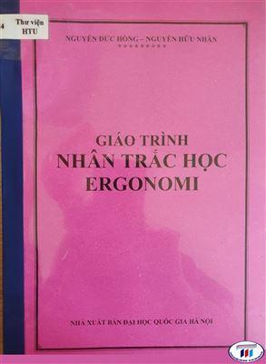 """Giới thiệu sách """"Giáo trình nhân trắc học Ergonomi"""""""