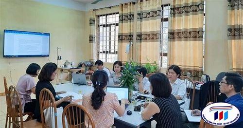 Giải pháp hoàn thiện các nội dung trong quá trình thực hiện hướng dẫn bài tập lớn học phần TTKTM1, TTKTM2 cho sinh viên ĐHM