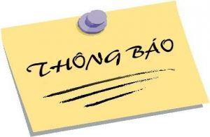 Thông báo chiêu sinh lớp Giám đốc khóa 5 tại Hà Nội