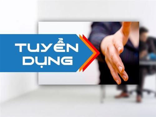 Công ty TNHH Minh Trí thông báo tuyển dụng