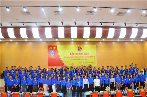 Đại hội đoàn TN nhiệm kỳ 2019-2022