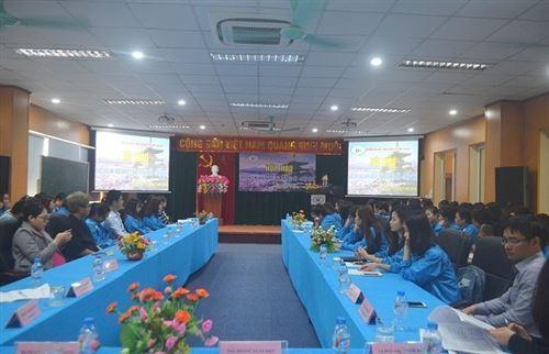 Hội thảo thực tập sinh tại Nhật