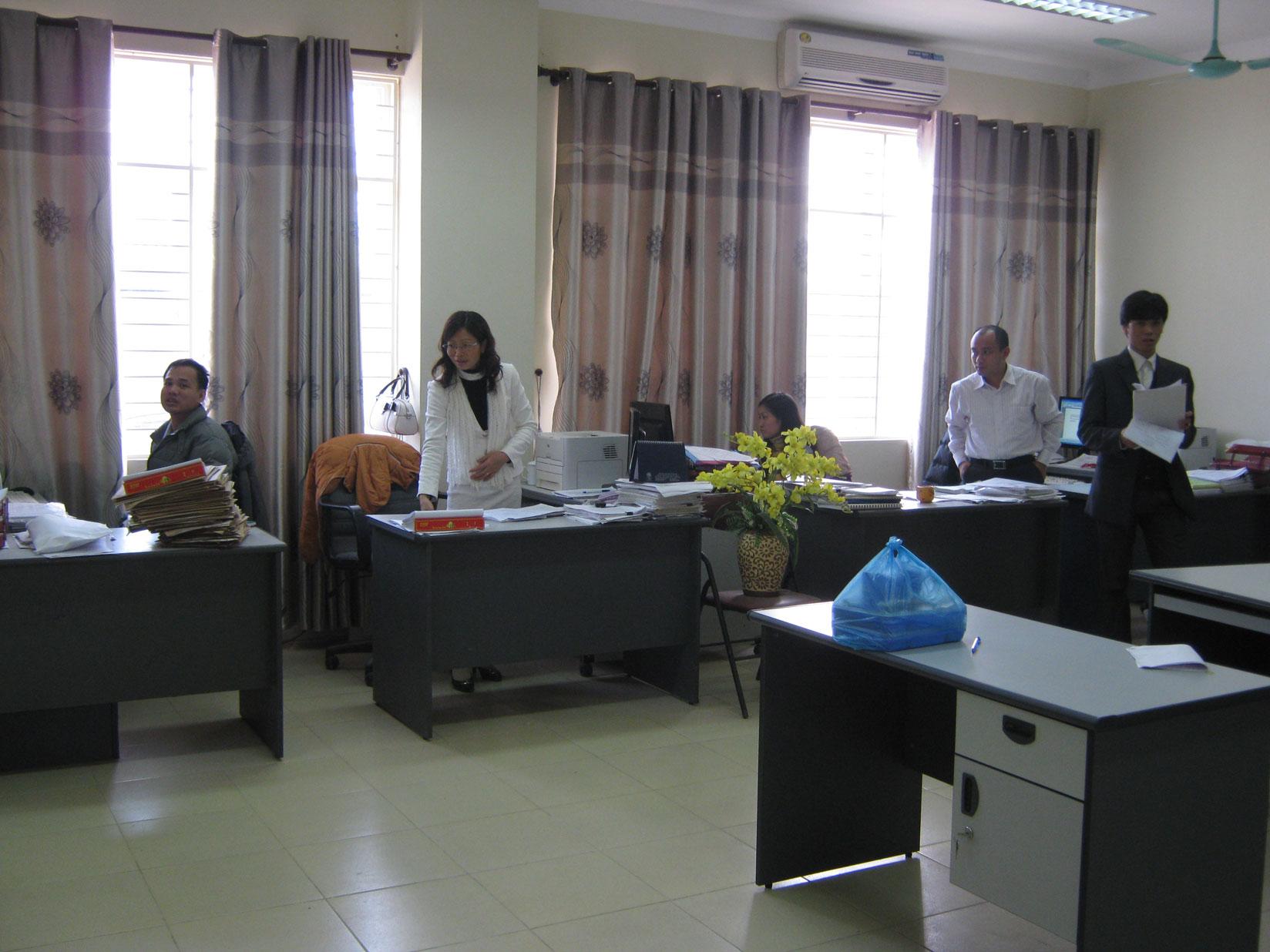 Phòng làm việc 1