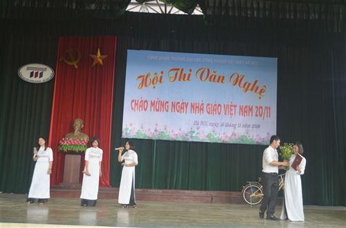 Hội thi văn nghệ