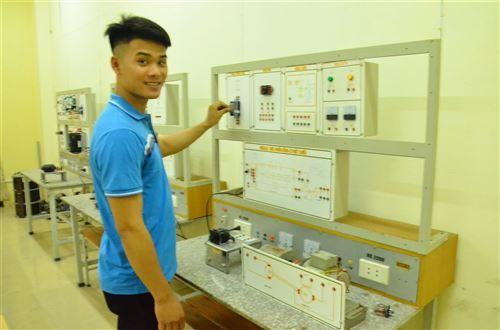 Phòng thực hành Điện