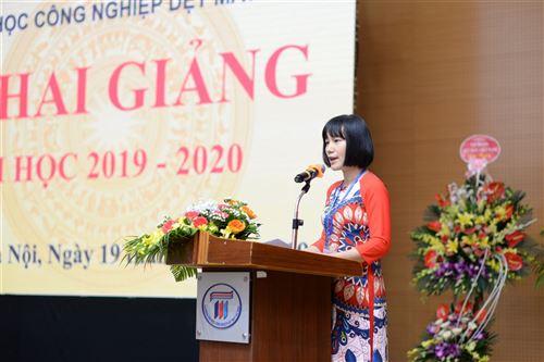 Khai giảng năm học 2019