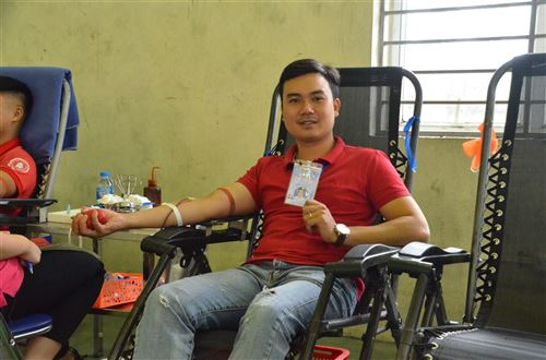 Ngày hội Hiến máu