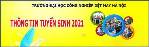 THÔNG TIN TUYỂN SINH CAO ĐẲNG NĂM 2021