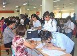 Trường Đại học Công nghiệp Dệt May Hà Nội dành 300 chỉ tiêu cho thí sinh đăng ký trình độ cao đẳng ngành Công nghệ May